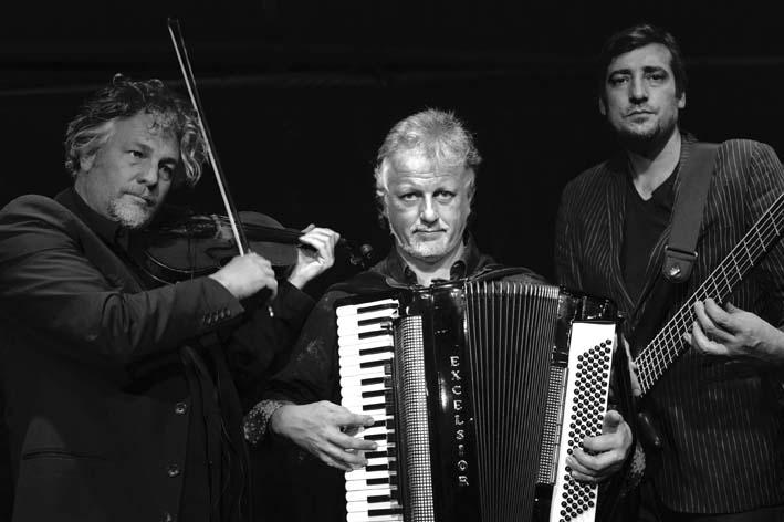 Petrus de Beer, Stanislav Angelov and Schalk Joubert.